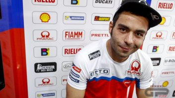 MotoGP: Petrucci: if it rains? I wouldn't be the unhappiest rider