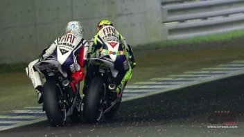 Rossi & Lorenzo: the tough task of number 2 riders