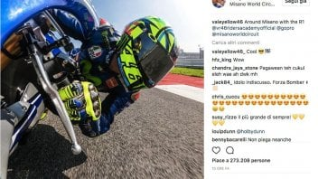 MotoGP: Rossi on track at Misano before the Motegi GP
