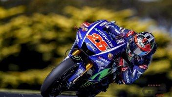 MotoGP: Test: Vinales king of Phillip Island, Marquez lurking
