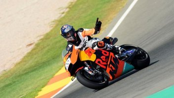 MotoGP: Tony Cairoli: che pieghe con la KTM MotoGP!