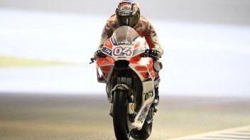 MotoGP: Crazy Dovizioso, beats Marquez on the last corner