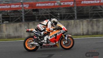 MotoGP: Capirossi on the Honda of Marquez at Motegi