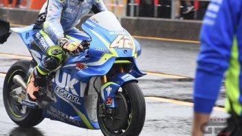 MotoGP: Motegi: debutta la nuova carena di Suzuki con Rins