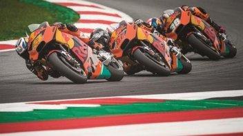 MotoGP: KTM conferma Bradley Smith e Pol Espargarò per il 2018