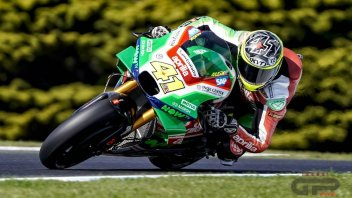 MotoGP: Espargaró: Proud to be part of Aprilia