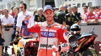 MotoGP: Dovizioso: la mia strategia? punto solo a vincere