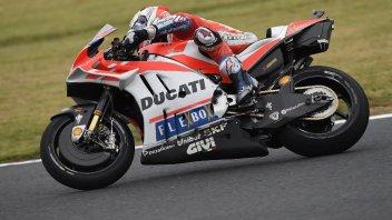 MotoGP: FP2: Dovizioso unstoppable, half a second quicker than Marquez