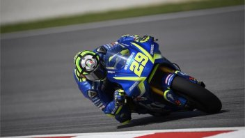 """MotoGP: Iannone, what a pity: """"I could have been on the second row"""""""