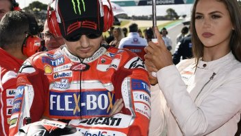 "MotoGP: Lorenzo: ""No point remembering this race"""