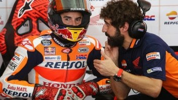MotoGP: Marquez: oggi andava tutto storto
