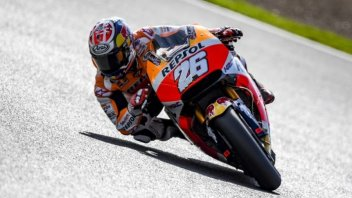 MotoGP: Pedrosa astonishes on pole, Dovizioso 3rd, Marquez 7th