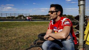 MotoGP: Pirro tester dei desideri: ma sono fedele a Ducati