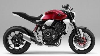 News Prodotto: Honda Neo Sports Cafè: per adesso è un Concept