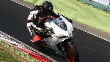 Moto - News: Ducati: Vallelunga si tinge di rosso per un giorno