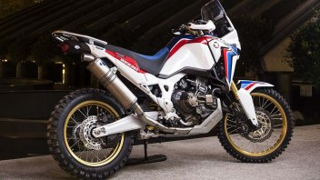 News Prodotto: Honda Africa Twin: l'Adventure 2018 pronta al debutto