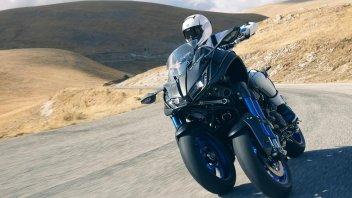 News Prodotto: Yamaha Niken: photogallery