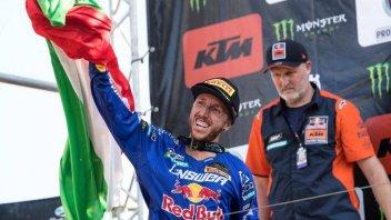 News: ESCLUSIVA: Tony Cairoli proverà domani a Valencia la KTM MotoGP