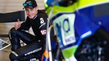 SBK: Jules Cluzel lascia Honda e riparte da Yamaha nel 2018