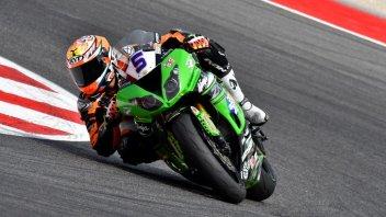 SBK: SSP: c'è Axel Bassani al posto di Kenan Sofuoglu a Jerez