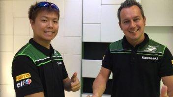 SBK: Hikari Okubo nuovo compagno di Kenan Sofuoglu nel 2018