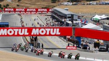 SBK: UFFICIALE: nel 2018 meno giri per le moto più veloci