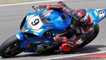 SBK: In Jerez the new Suzuki GSX-R to début with Schmitter