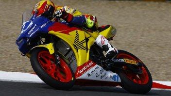 SBK: SSP300: Garcia ritrova la vittoria e la vetta del Campionato
