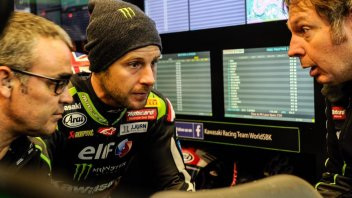 SBK: Rea: I could have won again, but at least nothing's broken