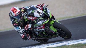 SBK: Jerez, Rea come Bayliss: doppietta e vittoria n°52