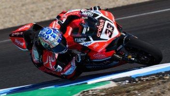 SBK: Super Melandri a Jerez: pole e record