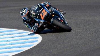Moto2: Test 2018: Bagnaia in vetta a Jerez