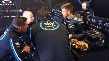 Moto2: Test Jerez: solo Miguel Oliveira meglio di Luca Marini