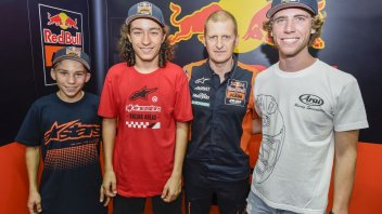 Moto3: The Ajo team debuts in CEV and with Darryn Binder in the world championship