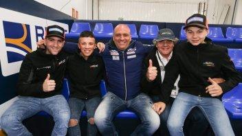 Moto3: Il Team Avintia ritorna in Moto3 con Livio Loi