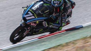 Moto3: Dennis Foggia wild card a Valencia