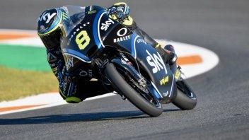 Moto3: Bulega operato in serata a Madrid