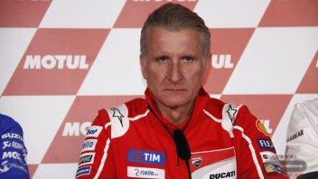 MotoGP: Ciabatti: nessuno strascico, Lorenzo non ha ostacolato Dovi