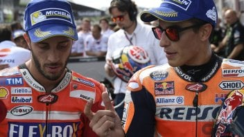 MotoGP: Marquez: if I hadn't tried, I wouldn't have slept easy