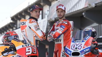 MotoGP: Dovizioso: it doesn't make sense to focus on a mistake by Marquez