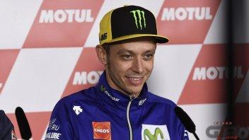 MotoGP: Rossi jokes: my future? don't break my balls