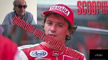 MotoGP: Pernat: la prova segreta di Cadalora sull'Aprilia di Biaggi