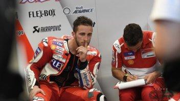 """MotoGP: Dovizioso: """"Che stress combattere contro Marquez"""""""