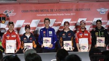 "MotoGP: Marquez: ""Me, the favourite, I feel a special energy"""