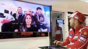 MotoGP: Da Forlì a Valencia: tutti tifano per Dovizioso