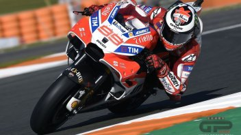 MotoGP: Lorenzo: I am 1st but I do not feel like I'm the favourite