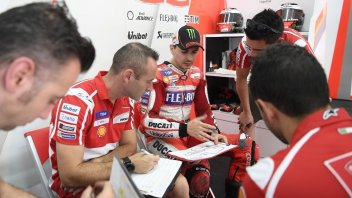"""MotoGP: Lorenzo: """"Dovi and Marc are quick, but not so far off"""""""
