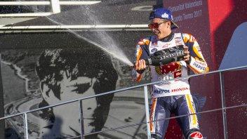 MotoGP: Marquez: per vincere il titolo... ho perso i capelli