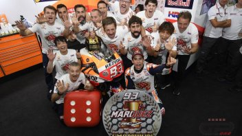MotoGP: The race to the record of 'Magic' Marquez
