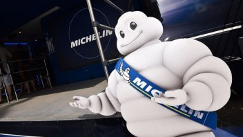 "MotoGP: ""First"" time for the old Michelin tyre at Mugello"